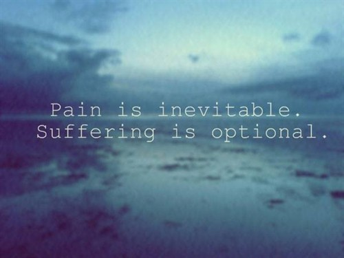 Mental topform pain is..